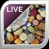 Pebbles Live Wallpaper