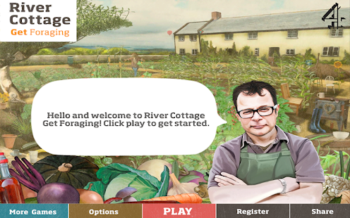 River Cottage Get Foraging
