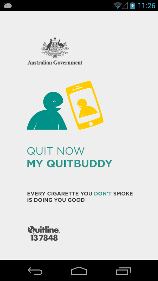 Quit Now: My QuitBuddy- screenshot