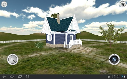Houses 3D collection 1 - screenshot thumbnail