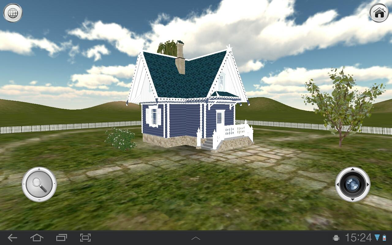 Houses 3D collection 1 - screenshot
