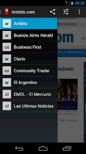 Neonews Guatemala- screenshot thumbnail