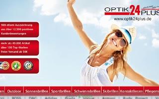 Screenshot of Optik24plus