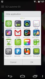 GO Launcher Prime (Remove Ads) Screenshot 6