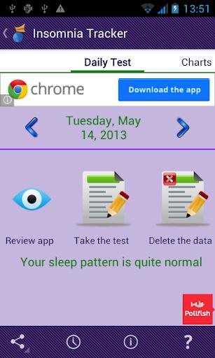 Insomnia Tracker