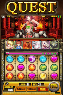 Dragon Era - RPG Card Slots- screenshot thumbnail