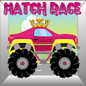 Girl Car Games Ad Free icon