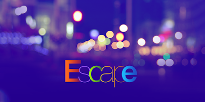 Screenshot of Escape GO Launcher Theme