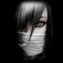 Emo Girl 3D icon