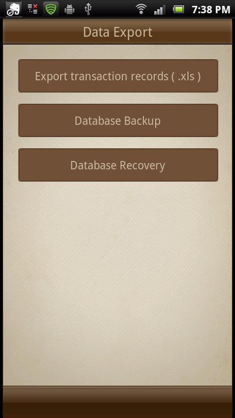 Money Notes Lite- screenshot