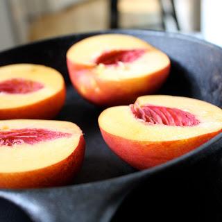 Garam Masala Nectarines Recipe