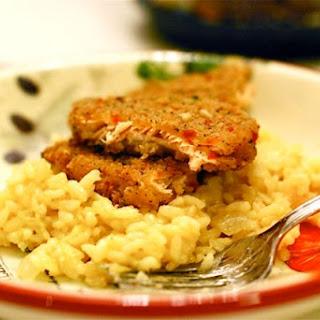 Mediterranean Salmon Risotto Recipe
