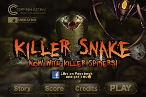 Screenshot of Killer Snake