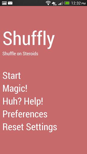 Shuffly