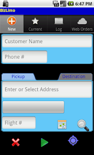 Taxi/Limo Dispatch/Order  Mgmt- screenshot thumbnail