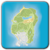 Unofficial Map For GTA 5 for Lollipop - Android 5.0