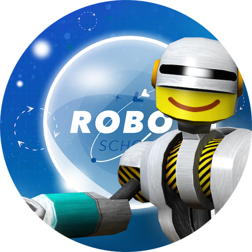 Robot School. Programming Game