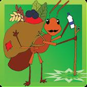 Donkie Joukie en die miere