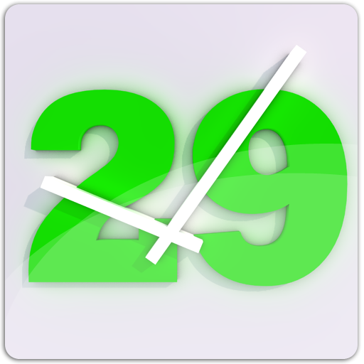 Clock 29 XP LOGO-APP點子