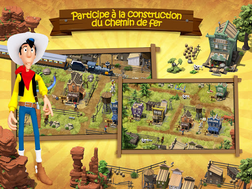Lucky Luke: Transcontinental для планшетов на Android