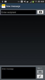 SMS MMS Messenger- screenshot thumbnail