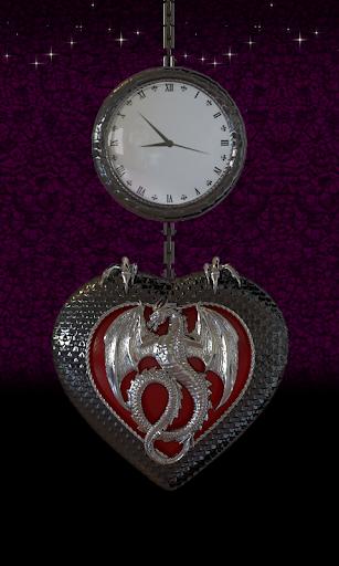 3D Dragon Heart Fantasy Pro