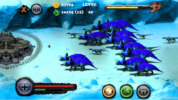 Dino Defender: Bunker Battles