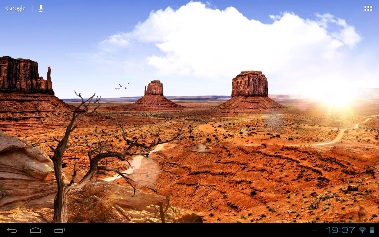 Desert Valley HD lite- screenshot
