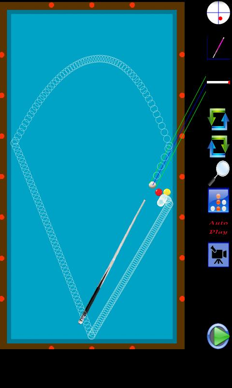 Carom 3 Cushion (Billiard)- screenshot