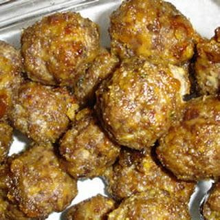 Sweet and Sour Meatballs II.