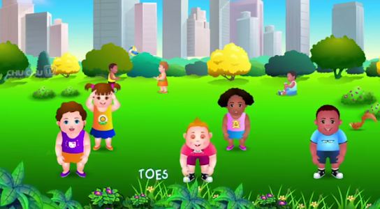 Head,Shoulder, Knees and Toes screenshot 9