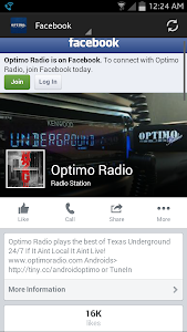 Optimo Radio screenshot 5
