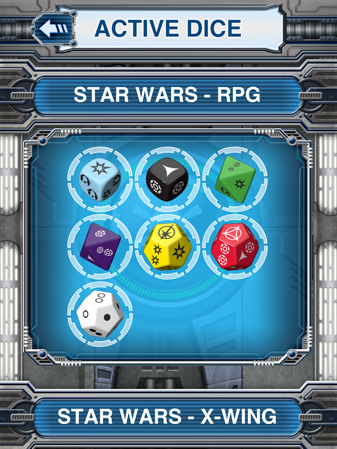 Star Wars™ Dice- screenshot