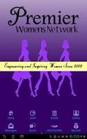 Screenshot of Premier Women's Network