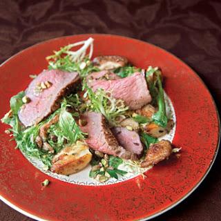Lamb Salad.