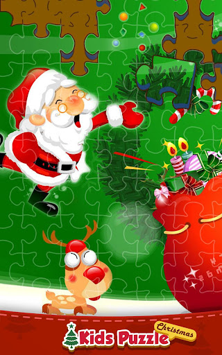 Christmas Puzzles: Kids Jigsaw