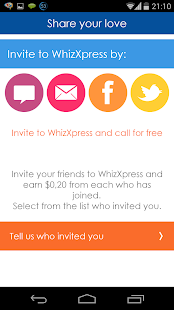 WhizExpress- screenshot thumbnail