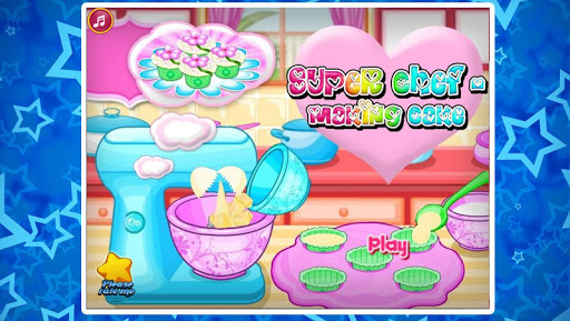 cake maker salon-cooking game