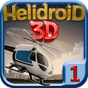 Helidroid 1 : 3D RC Helicopter icon
