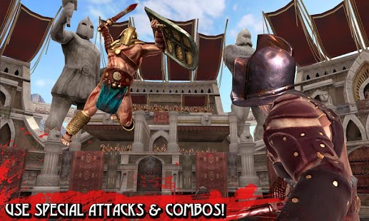 BLOOD & GLORY (NR) - screenshot thumbnail