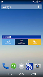 United Airlines Screenshot 8