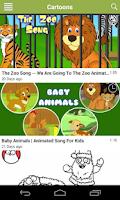 Screenshot of Kids Videos