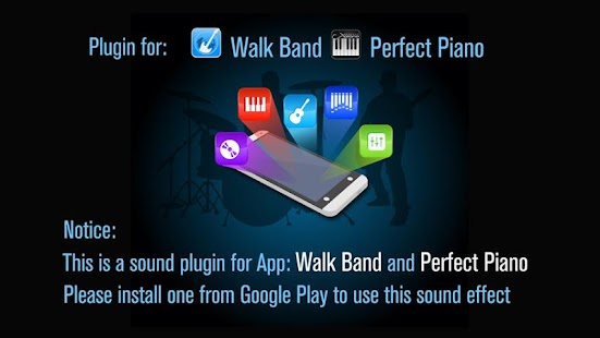 Download Acoustic Bass Sound Plugin APK to PC