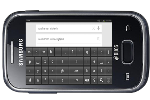 KALQ Keyboard - screenshot