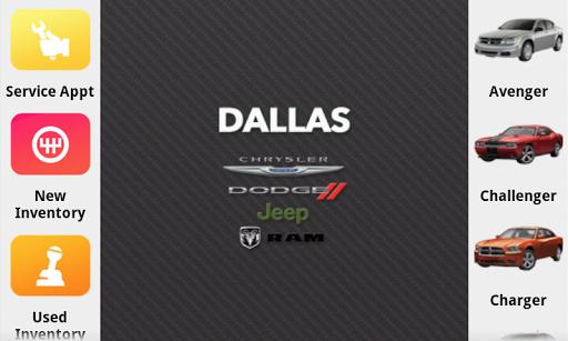Dallas Dodge Chrysler Jeep RAM