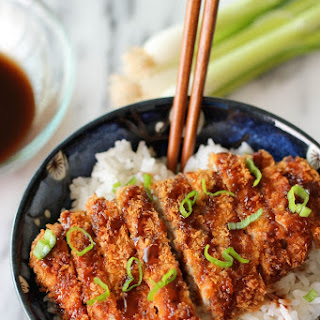 Tonkatsu (Japanese Pork Cutlet).