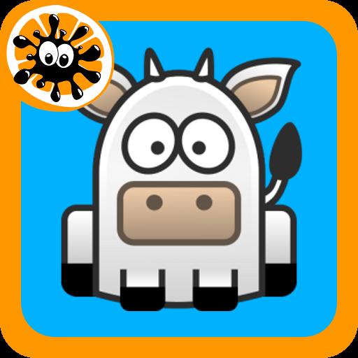 动物的叫声  游戏 休閒 LOGO-玩APPs