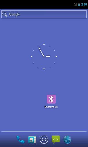 Bluetooth スイッチ