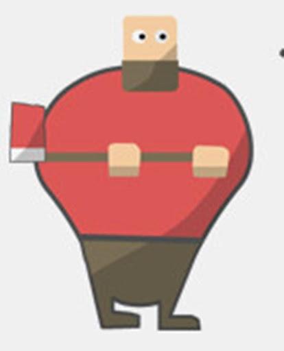 冒險必備APP下載|Lumberjack Pro 好玩app不花錢|綠色工廠好玩App