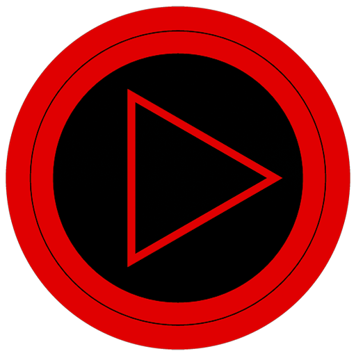Poweramp skin TRON RED app for Android